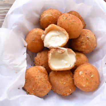 Mozzerella fritta