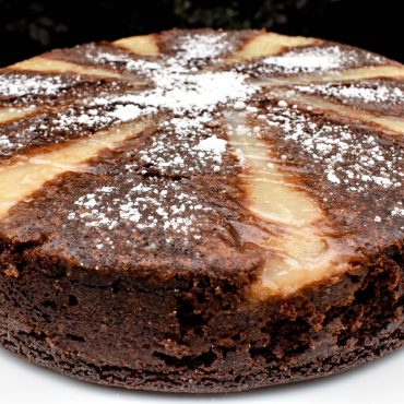 Torta di pera e cioccolato (pear and chocolate)