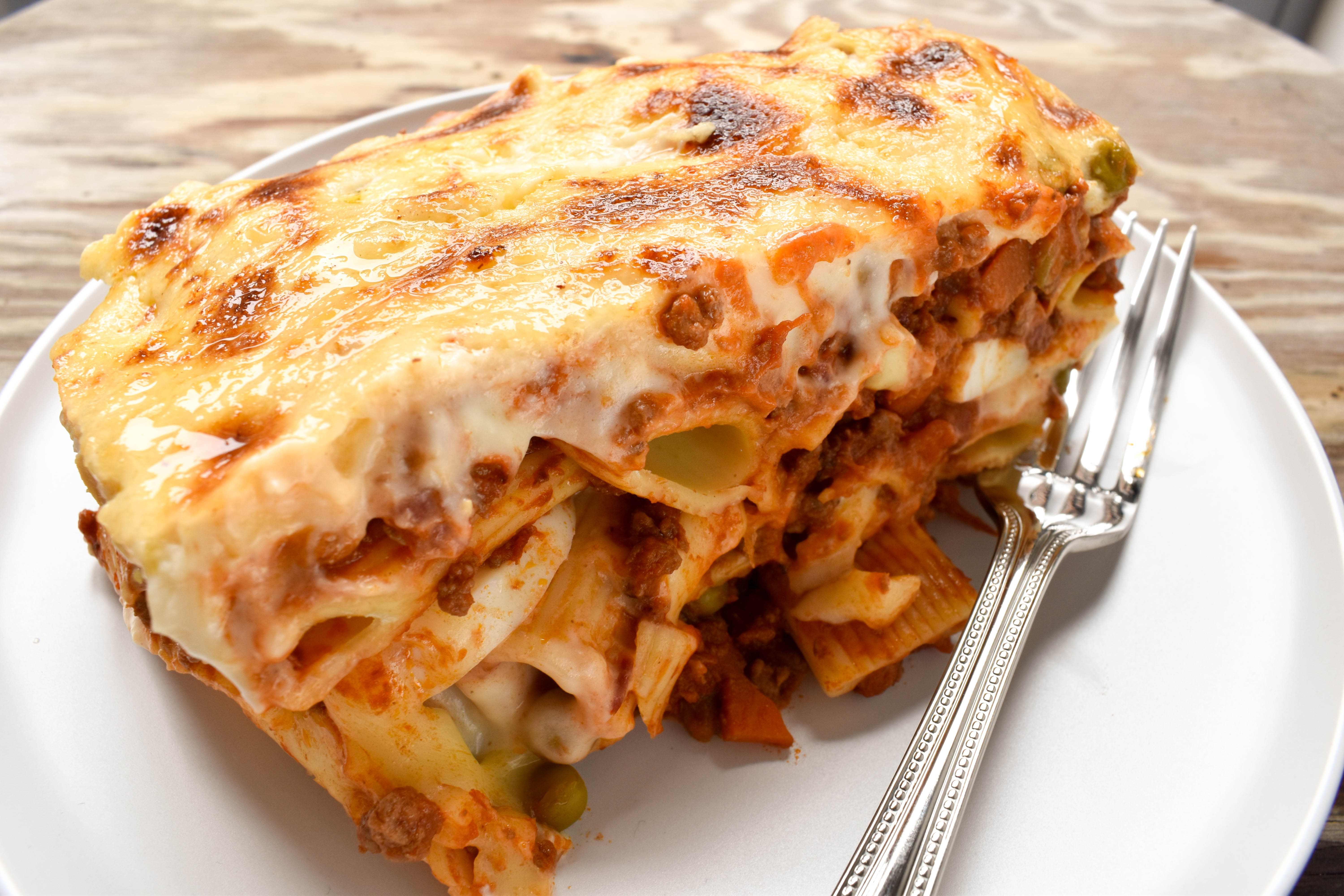 Top 5 Pasta al forno (pasta bake) recipes