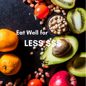 How to eat well for less this new financial year. 7 Days of eating on a budget!