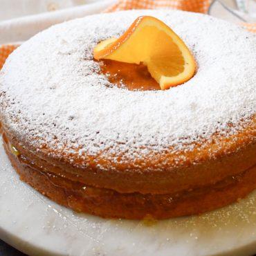 Easy Orange cake