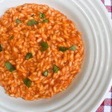Tomato Risotto
