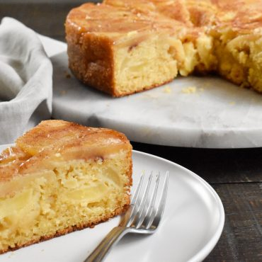 Best apple upside down cake