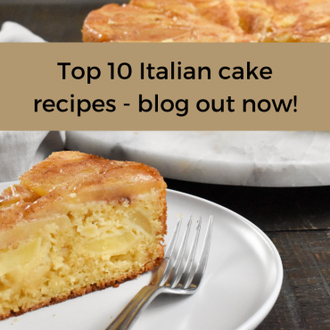 Top 10 Italian cake recipes