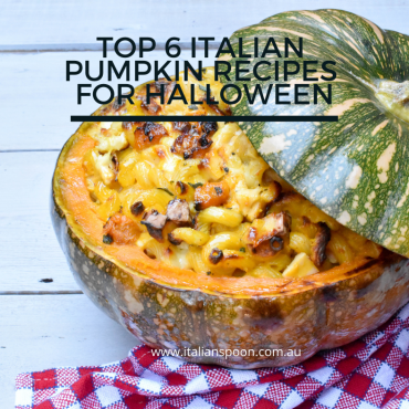 Top 6 Italian pumpkin recipes for Halloween