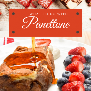 What to do with Panettone