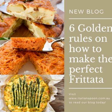 6 Golden rules on how to make the perfect frittata