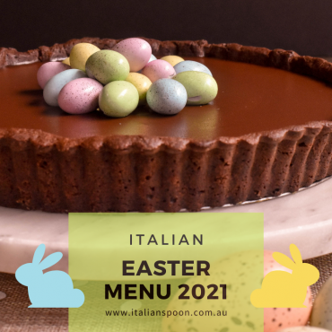 Italian Easter menu ideas for 2021