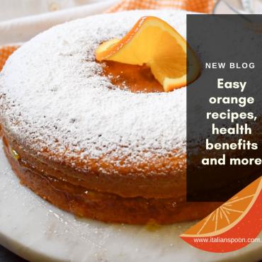 Easy orange recipes, health benefits and more