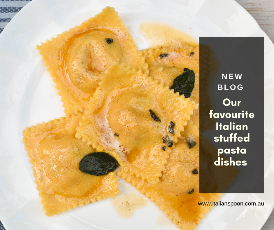 Our favourite Italian stuffed pasta dishes