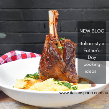 Italian-style Father's Day cooking ideas