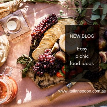 Easy picnic food ideas